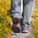 Woman walking — Stock Photo #61823561