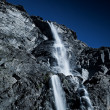 Waterfall in high mountains — Stock Photo #62914977