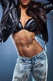 Sexy woman body — Stock Photo