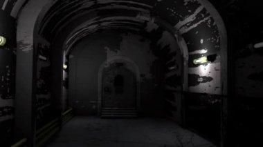 Terrible corridor — Vidéo