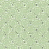 Vector seamless pattern. Abstract stylish background — Stockvector