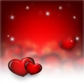Bright Valentine's Day — Stock Vector