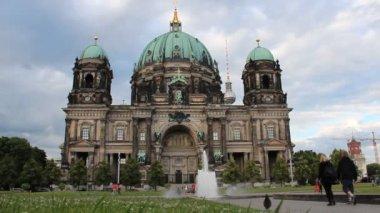 Berliner Dom, Berlin, Germany — Video Stock