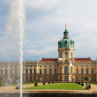 Charlottenburg palace, Berlin, Germany — Stock Photo #56257101