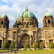 Berlin Cathedral, Berlin, Germany — Stock Photo #58017133