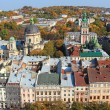 Lviv old town, Ukraine — Stock Photo #58017149