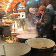 Christmas market in Budapest — Stock Photo #59046355