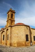 Agios Savvas church in Nicosia — Stock Photo