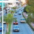 Постер, плакат: Limassol evening traffic