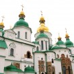 Saint Sophia Cathedral, Kyiv, Ukraine — Stock Photo #71838471