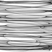 Abstrakt svart och vit bakgrund — Stockfoto