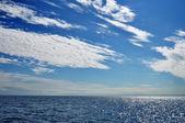 Sea view — Stock Photo
