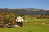 Баварский горный Ploeckenstein — Стоковое фото