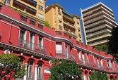 Architecture of  Principality of Monaco — Stock Photo