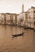 Grand Canal of Venice — Stock Photo