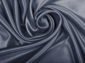 Elegant gray silk — Stock Photo