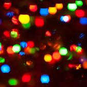 Festive illuminations — Stock Photo
