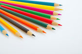 Сolored pencils. — Stock Photo
