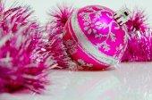 Navidad y año nuevo. — Foto de Stock