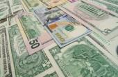 Cash US dollars. — Stock Photo