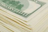 US dollars. — Stock Photo