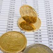 Евро. — Стоковое фото