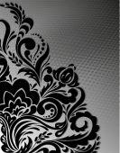 Abstrato cinzento — Vetor de Stock