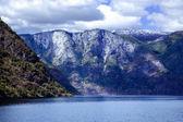 Wonderful landscape in Lysefjord — Stock Photo