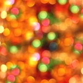 Abstract multicolored background with blur bokeh for design  — Stock Photo