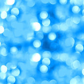 Abstract blue background with blur bokeh for design  — Stock Photo