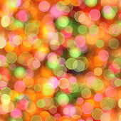 Abstract multicolored background with blur bokeh for design  — Foto Stock