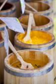 Honey saved — Stock Photo