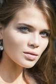 Młoda piękna kobieta — Zdjęcie stockowe