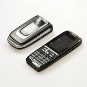 Two old mobile phone  — Stock Photo