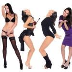 Sexy 10 models — Stock Photo #60515153