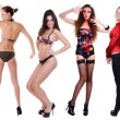 Sexy 10 models — Stock Photo #60515155