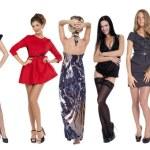 Sexy 10 models — Stock Photo #60515159