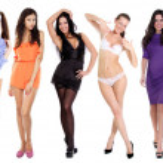 Sexy 10 models — Stock Photo #60515209