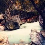 River of Pozar at Aridaia — Stock Photo #56802061