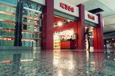 Duty Free shop in Tbilisi Airport — Fotografia Stock