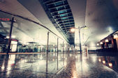 Duty Free shops in Tbilisi Airport — Stock Photo