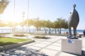 Sculpture de Limassol My Love Loulis — Photo