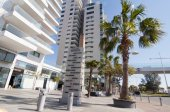 Olympic Residence Deluxe Apartments in Cyprus. — Stock Photo