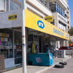 Постер, плакат: Kiosk in Limassol Cyprus