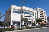 Debenhams Store Locator in Limassol, Cyprus — Stock Photo