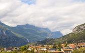 Arco, Trentino, North-Italy — Stock Photo