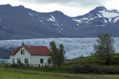 冰岛风景 — 图库照片