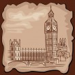 Big Ben — Stock Vector #72582547