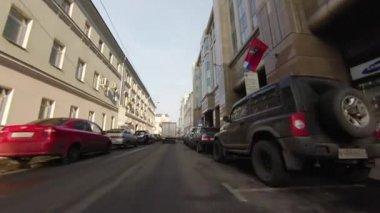 Kremlin preparing to communist parade — Stock Video