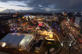 Galway Continental Christmas Market — Stock Photo